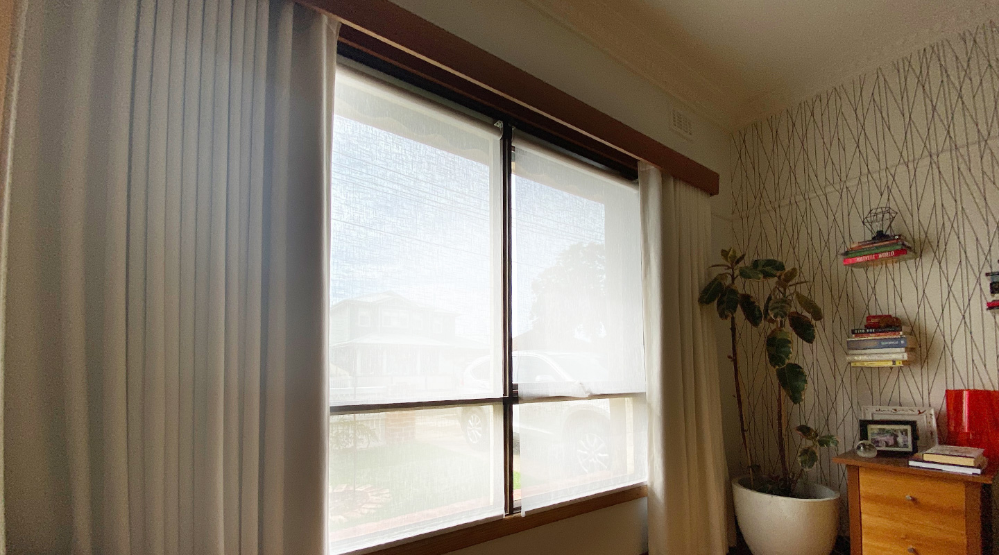 Mid-century Danish design inspires curtains